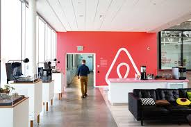 airbnb the must successful platform of the sharing economy airbnb office