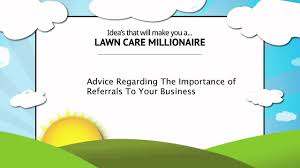 simple lawn care customer referral ideas 2 simple lawn care customer referral ideas