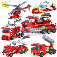 Fire Toy Truck