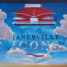 the janesville circuit mural home facebook image contain cloud and sky