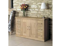 baumhaus mobel oak large 6 drawer sideboard baumhaus mobel oak drawer