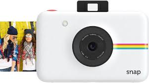 Купить Цифровой <b>фотоаппарат Polaroid Snap</b> белый в Москве ...