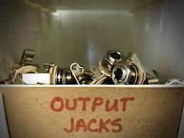 How To Properly Install An Output <b>Jack</b> On Your <b>Guitar</b> - Fralin <b>Pickups</b>