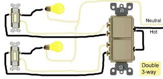 1 pole wiring diagram light switch wiring diagram how to wire The Cadet Wiring Diagram Hot One how to wire switches double 3 way switch wiring Landa Hot Wiring-Diagram
