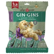 Gin Gins® <b>Original</b> Ginger <b>Chews</b> - US The Ginger People