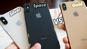 iPhone XS: <b>Gold</b> vs <b>Silver</b> vs Space Gray! (All <b>Colors</b> Compared ...
