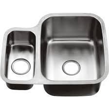 sru small radius undermount single basin kitchen dawn sinks combination series   quotw stainless steel undermount sink