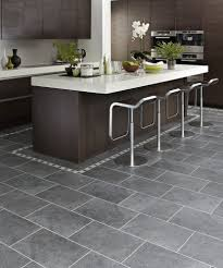 Kitchens Floor Tiles Design Ideas Marvellous Kitchen Design Ideas With Dark Charcoal