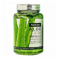 <b>Сыворотка для лица</b> FarmStay Aloe <b>All</b>-In One Ampoule - HB ...