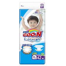 <b>Подгузники Goon XL</b> (<b>12-20</b> кг), 42 шт — купить в интернет ...