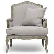 Annabelle <b>Chair</b> - <b>Light Grey</b> Linen Rentals | <b>Furniture</b> Rentals ...