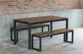 kitchen table sets bo: decor look alikes wayfair loft  piece dining set