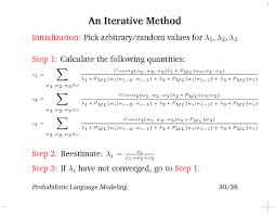 lec jpg 34 weaknesses of n gram models middot 35 more refined models