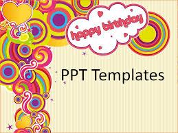 4 birthday card template teknoswitch birthday powerpoint templatesregularmidwesterners com