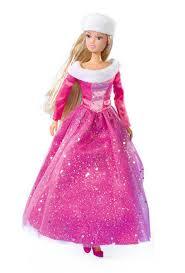 <b>Кукла Штеффи в розовом</b> зимнем наряде, 29 см., Simba 5730664-2