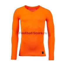 <b>Белье футболка Nike GFA</b> M NP Players Top 917273-803 – купить ...