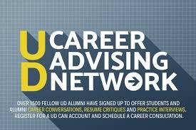 career services center network informational interviews udcan