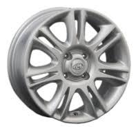 Диски <b>Replay</b> Replica Hyundai Solaris HND84 Sil <b>6x15 4x100</b> ET45 ...