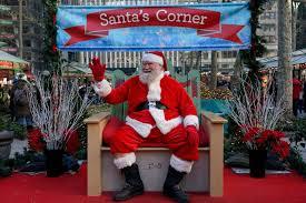 Нью-йоркский Санта оказался лауреатом Нобелевской премии ...