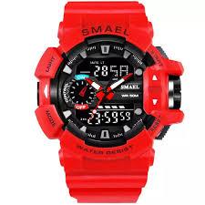 <b>Smael 1436</b> S Shock Sport Watch for <b>Men</b> 50M Waterproof <b>Men</b> ...