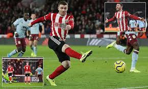 Sheffield United 2-0 Aston Villa: John Fleck nets double to down ...