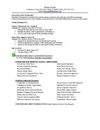 executive administrative assistant resume objective samples executive administrative assistant resume objective