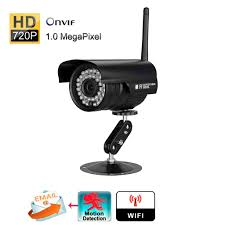<b>WIFI Wireless Outdoor</b> Surveillance IP Camera Home Security ...