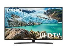 <b>Телевизор Samsung</b> 43 дюйма 4K Ultra <b>HD</b> Smart TV RU7200 ...