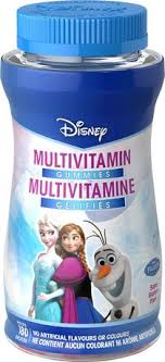 <b>Disney</b> Frozen <b>Multivitamin Gummies</b> | Walmart Canada