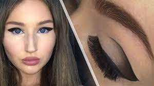 everdeen inspired 39 winged liner makeup tutorial lhlagr7dehvlko6zaccvj jpeg photo angelina jolie inspired smokey eye cat