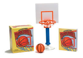 <b>Desktop Basketball</b> by Shoshana Cohen Stopek | Hachette Book ...