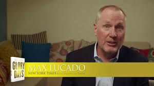 Image result for Max Lucado with Glory Days