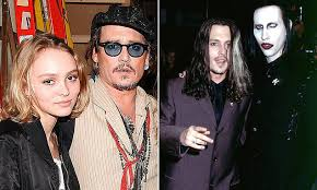 Johnny Depp accused of 'cocaine bender' with <b>Marilyn Manson</b> ...