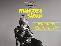 Françoise par <b>SAGAN</b> Tickets, Jun 05, 2019 | Ticketflap