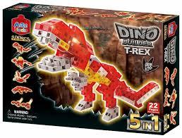 <b>Конструктор</b> Artec Blocks <b>Dino</b> Builder 197861 Тиранозавр ...