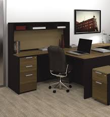 best l shaped office desk with hutch for home amazing office desk hutch