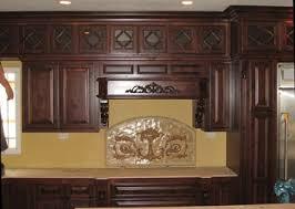 kitchen cabinet glass inserts