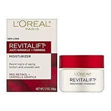 L'Oreal Paris Skincare Revitalift Anti-Wrinkle and ... - Amazon.com