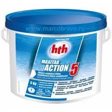 """<b>Многофункциональные таблетки HTH Maxitab</b> Action 5 """"5 в 1"""", 25 ..."""