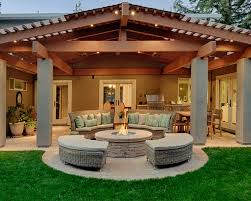 great ideas for customize round patio furniture backyard furniture ideas
