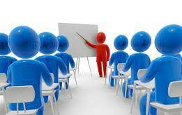 english teacher job description  teaching  classes  english language    teacher standing in front of a classroom of pupils