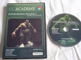 CG Academy - Intermediate Rigging 1 FK <b>Spine</b>,Leg & Foot Rig PC ...