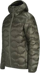 Peak Performance <b>Helium</b> Lux Hooded <b>Jacket</b>