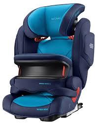 <b>Автокресло</b> группа 1/2/3 (9-36 кг) <b>Recaro Monza</b> Nova IS Seatfix ...