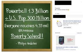 A Viral Meme Claiming We Could Solve Poverty By Splitting The ... via Relatably.com