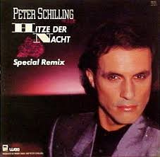 Peter Schilling. Artist / Group Title Format Label / Ref. No. Country / Year Remarks Quality: Disc / Cover Price in SFR. Peter Schilling Hitze der Nacht - 522-31-im-Cover-9653