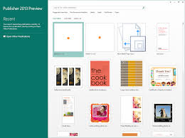 a fresh start templates office you can these beautiful templates on the start screen when you start publisher or when you want to create a new publication