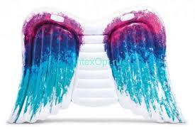 58786 <b>Intex</b> Пляжный надувной <b>матрас</b> «<b>Крылья</b> ангела» купить ...