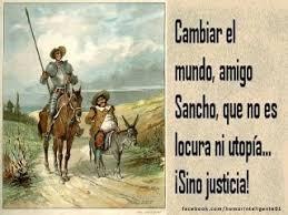 Resultado de imagen de don quijote y sancho panza