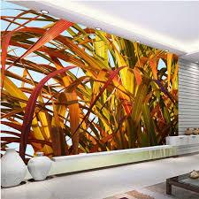 <b>beibehang Custom</b> mural wallpaper any <b>size</b> autumn bamboo ...